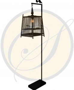 birdcage lamp by Suna Living