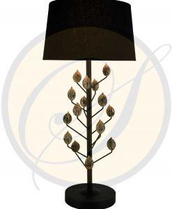 palm seed lamp by Suna Living